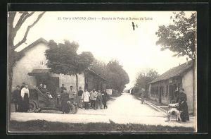 AK Camp d'Avord, Bureau de Poste et Bureau de Tabac
