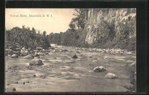 AK Dominica, Roseau River