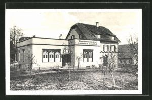 AK Schwäb. Gmünd, Kindererholungsheim Lindenfirst