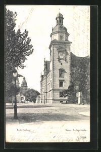 AK Aschaffenburg, Neues Justizgebäude