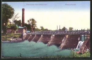 AK Hannover-Herrenhausen, Wasserkunst