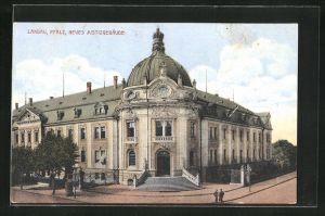AK Landau /Pfalz, Neues Justizgebäude