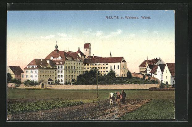 AK Reute, Klosteranlage