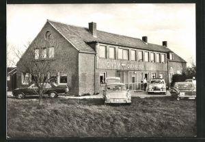 AK Oberhausen / Rhld., CVJM-Haus Scharendijke