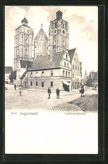 AK Ingolstadt, Liebfrauenkirche