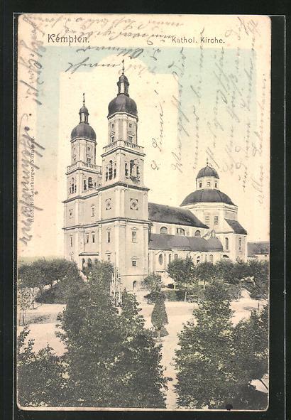 AK Kempten, Katholische Kirche