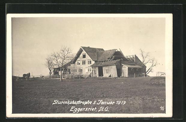Bild zu Foto-AK Eggersrie...