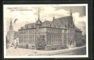 AK Hagen i. W., Königl. höhere Maschinenbauschule