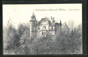 AK Wehlen i. Sächs. Schweiz, Erholungsheim Wehlen