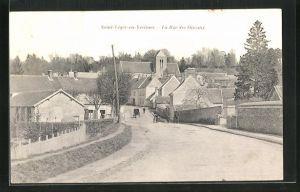 AK Saint-Léger-en-Yvelines, La Rue des Oiseaux