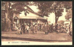 AK Conakry, Ancien Marche