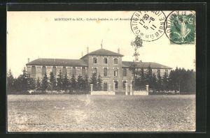 AK Montigny-le-Roi, Colonie Scolaire du 11e Arrondisement
