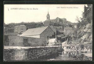 AK Lormes, Bief du Moulin
