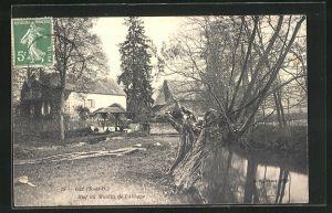 AK Gif, Bief du Moulin de l`Abbaye