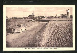 AK Corbreuse, Route de Saint-Martin de-Bréthencourt