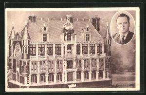 AK Chateau des Reves, execute par un Sourd-Muet Brestois