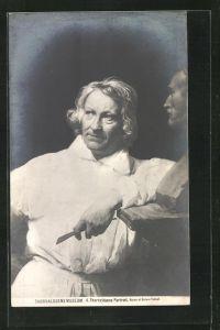 AK Thorvaldsenes Museum, Thorvaldsens Portrait