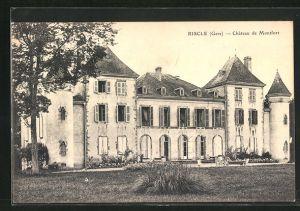 AK Riscle, Chateau de Montfort