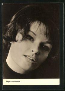 AK Angelica Domröse, Portrait der Schauspielerin