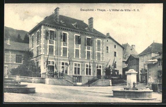 AK Theys, L`Hotel de Ville