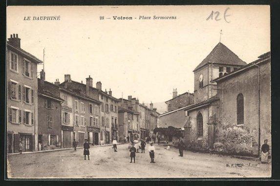 AK Voiron, Place Sermorens