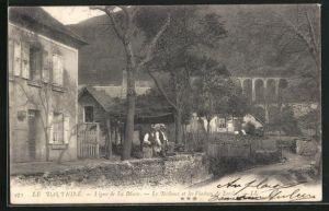 AK La Mure, Le Bethoux et les Viaducs de Loulla