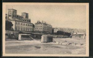 AK Lyon, Les Ponts Meurtris, Pont Tilsitt
