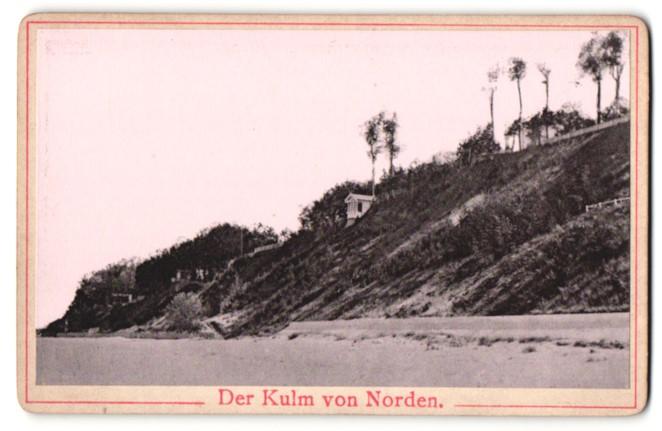 Fotografie Fotograf unbekannt, Ansicht Heringsdorf, der Kulm von Norden
