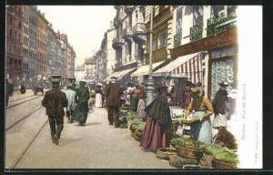 AK Geneve, Rue du Marché
