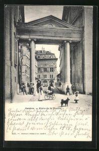 AK Geneve, Porte de la Treille
