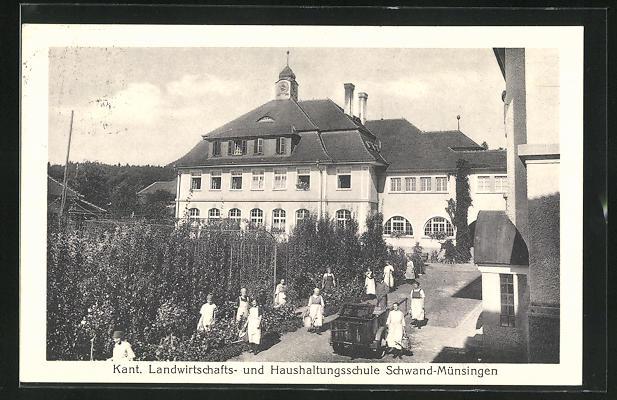 AK Münsingen, Kant. Landwirtschafts- und Haushaltungsschule Schwand