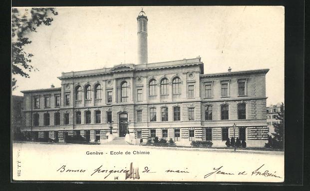 AK Genève, Ecole de Chimie