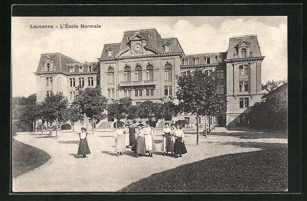 AK Lausanne, L`Ecole Normale