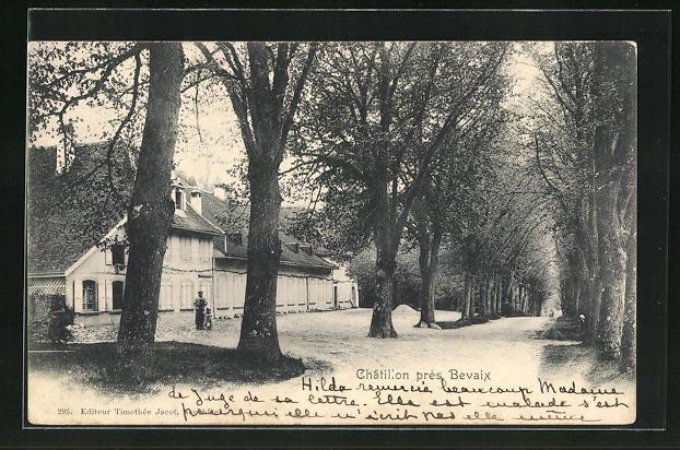 AK Bevaix, Ortspartie Châtillon
