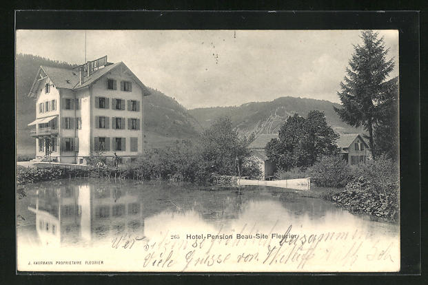 AK Fleurier, Hotel-Pension Beau-Site