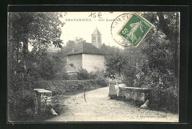 AK Charancieu, Joli Quartier