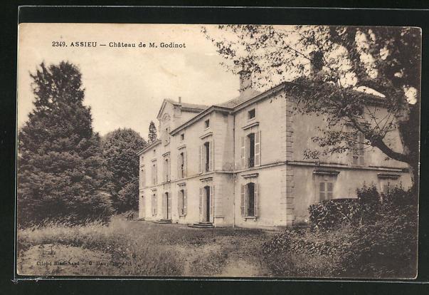 AK Assieu, Chateau de M. Godinot