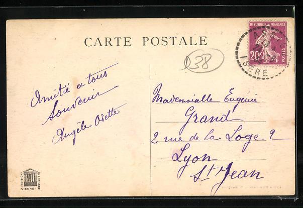 AK Assieu, Chateau de M. Godinot 1