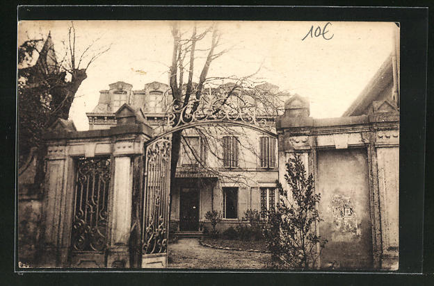 AK Assieu, Chateau du Notaire 0