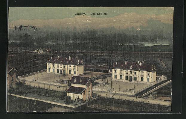 AK Lancey, Les Ecoles 0