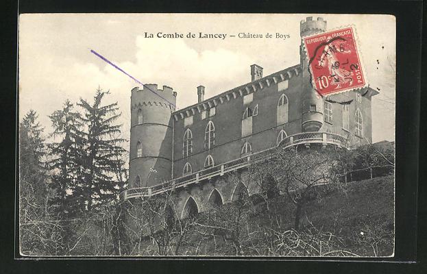 AK Lancey, Chateau de Boys 0