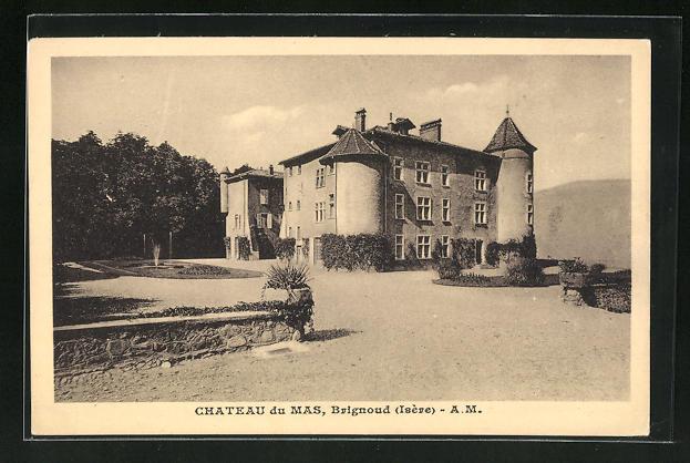 AK Brignoud, Chateau du Mars 0