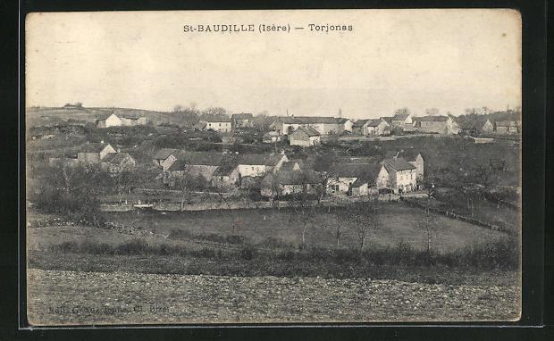 AK St-Baudille, Torjonas, vue generale 0
