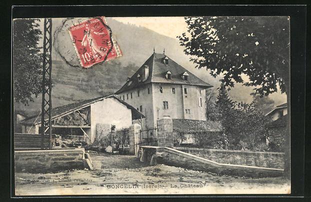 AK Goncelin, Le Chateau 0