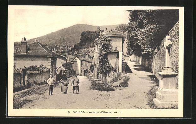 AK Voiron, Avenue d`Hossez 0
