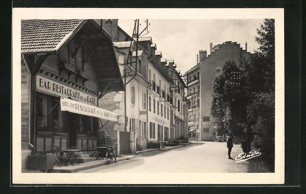 AK Villard-de-Lans, Avenue Clet 0