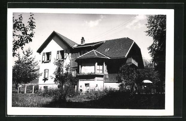AK Villard-de-Lans, Chalet-Pension Pre Fleuri 0