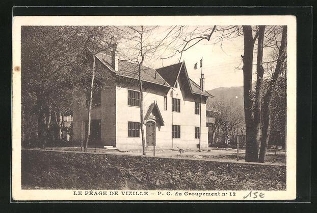 AK Vizille, Le Peage, P. C. du Groupement n 12 0