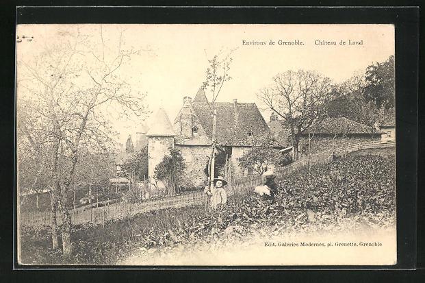 AK Laval, Le Chateau 0