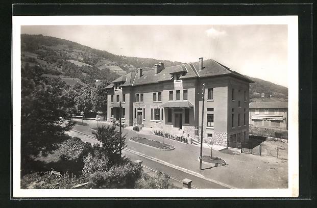 AK Allevard-les-Bains, L'Hotel des Administrations 0